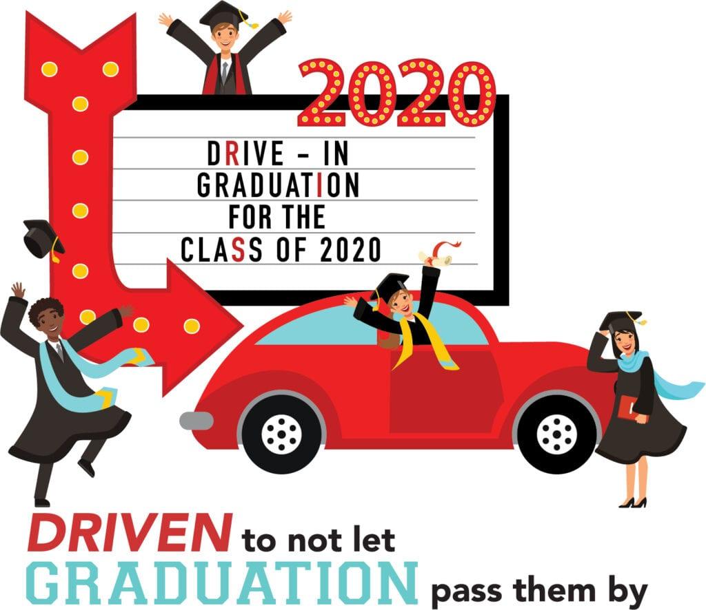 Drive-In Graduation