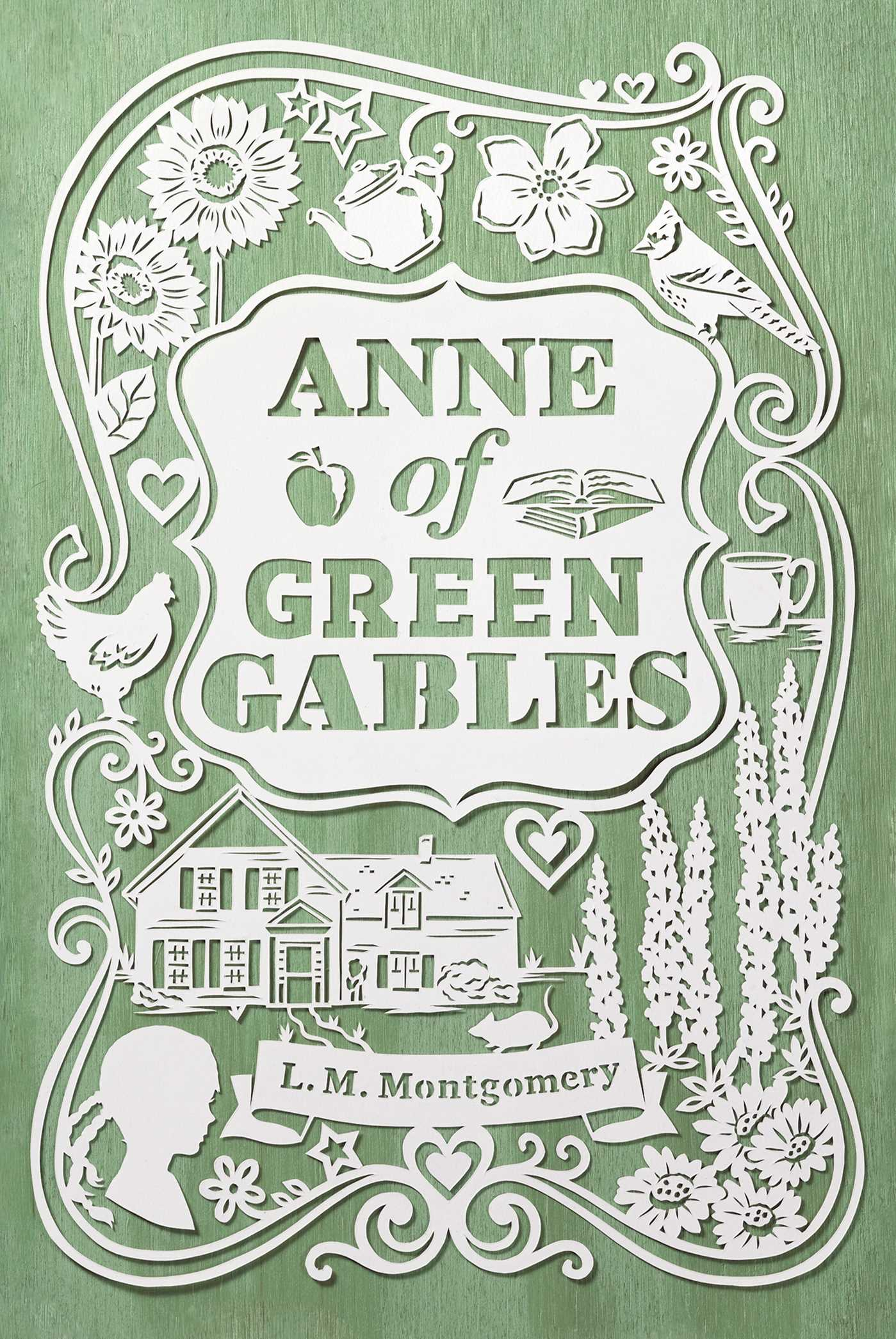 Anne of Green Gables Marketing