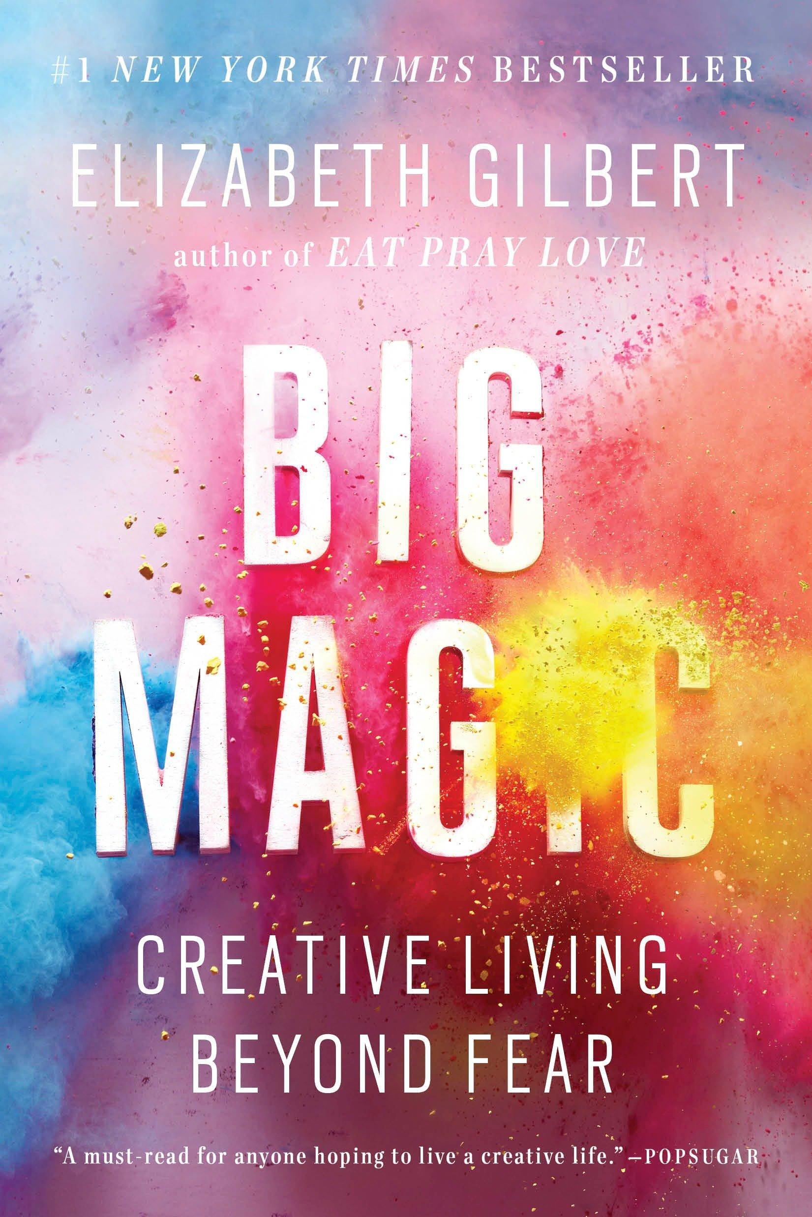 Big Magic Elizabeth Gilbert Marketing