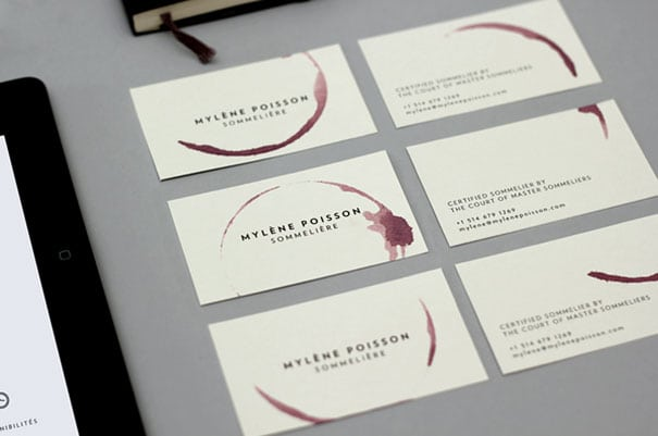Business Card Design Charleston