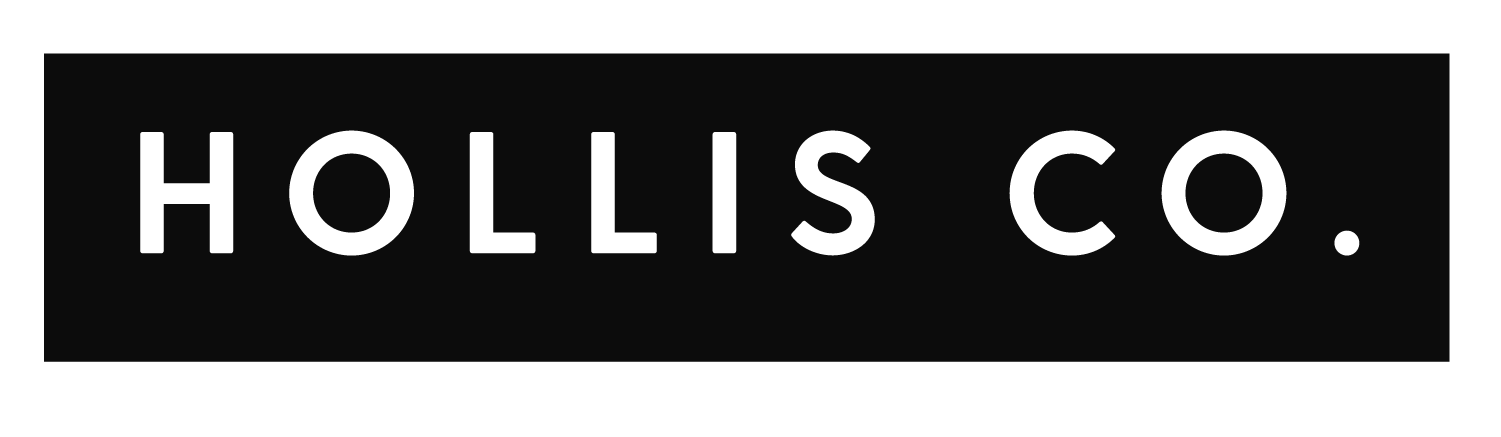 Hollis Co. Branding