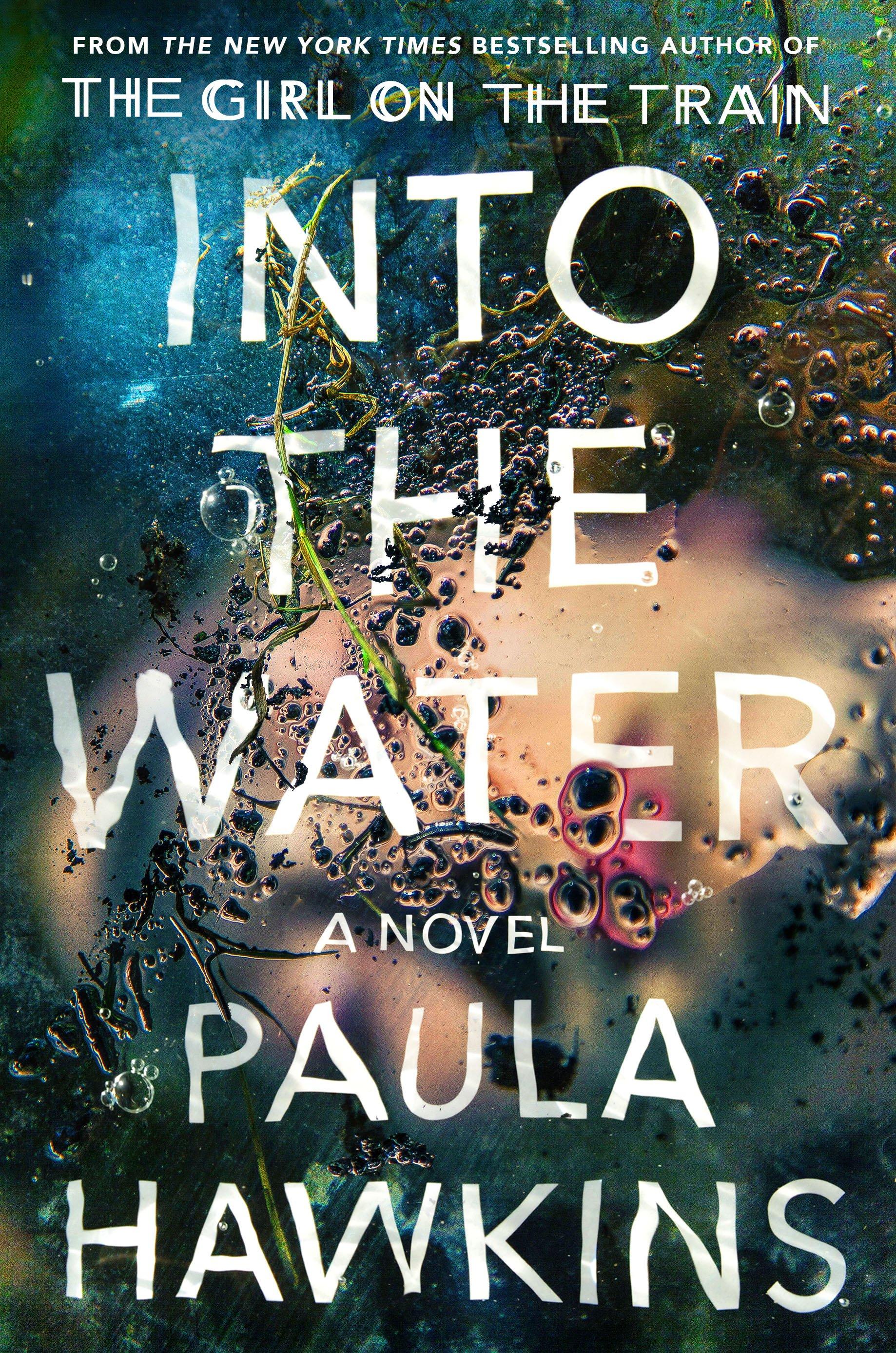 Into the Water Paula Hawkins Marketing