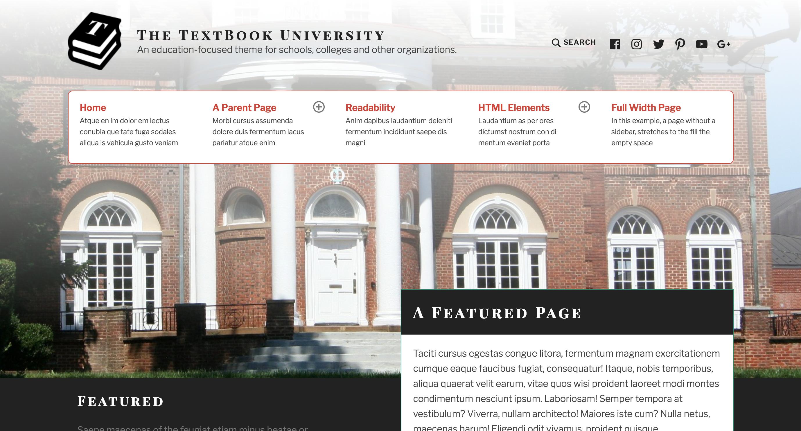 Wordpress Charleston