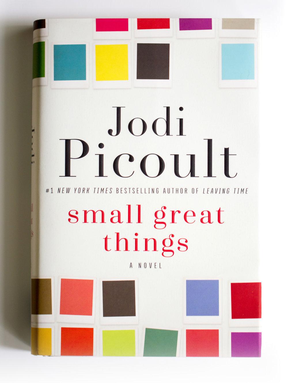 Jodi Picoult Small Great Things Marketing